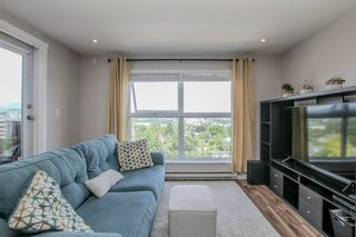 "Photo 3: 801 415 E COLUMBIA Street in New Westminster: Sapperton Condo for sale in ""San Marino"" : MLS®# R2477150"