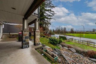 Photo 32: 35628 ZANATTA Place in Abbotsford: Abbotsford East House for sale : MLS®# R2524152