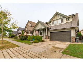 "Photo 1: 19161 68B Avenue in Surrey: Clayton House for sale in ""Clayton Village Phase III"" (Cloverdale)  : MLS®# R2496533"