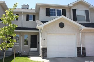 Main Photo: 44 2400 Tell Place in Regina: River Bend Residential for sale : MLS®# SK862570