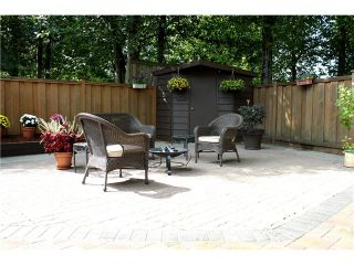"""Photo 9: 7105 CAMANO Street in Vancouver: Champlain Heights Townhouse for sale in """"SOLAR WEST"""" (Vancouver East)  : MLS®# V907945"""