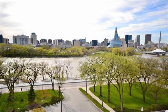 Photo 2: Photos: 703 500 Tache Avenue in Winnipeg: St Boniface Condominium for sale (2A)  : MLS®# 1911169