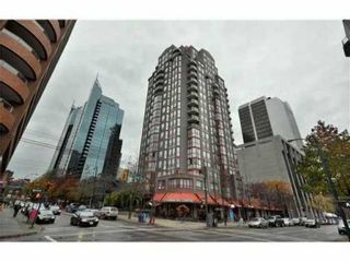 """Photo 5: 2002 811 HELMCKEN Street in Vancouver: Downtown VW Condo for sale in """"IMPERIAL TOWER"""" (Vancouver West)  : MLS®# V870608"""