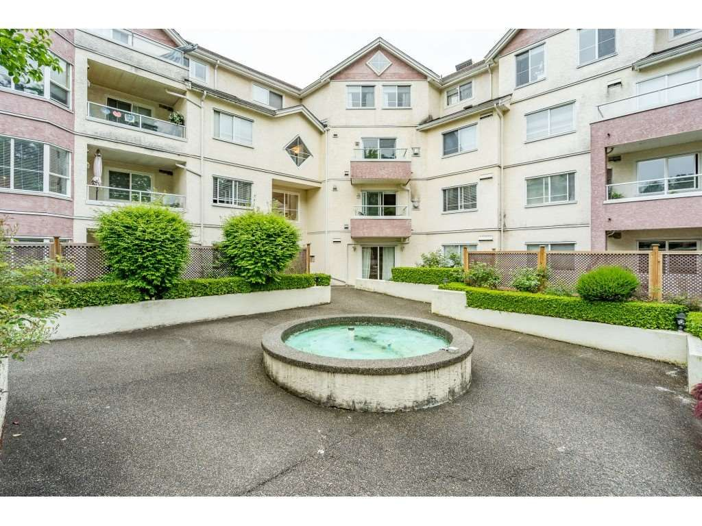 "Main Photo: 203 2620 JANE Street in Port Coquitlam: Central Pt Coquitlam Condo for sale in ""Jane Gardens"" : MLS®# R2456832"