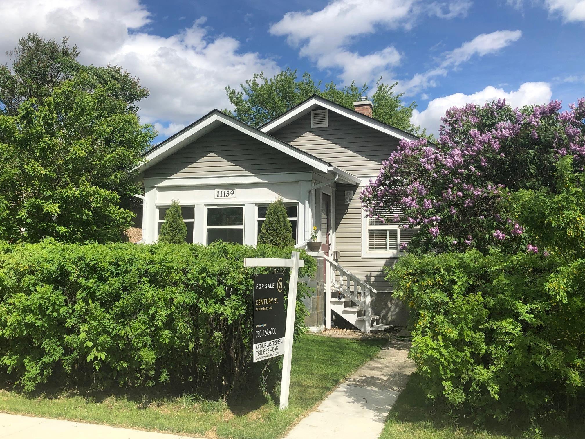 Main Photo: 11139 127 Street in Edmonton: Zone 07 House for sale : MLS®# E4252998