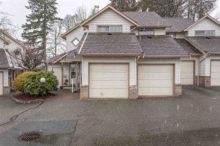 """Photo 1: 45 32361 MCRAE Avenue in Mission: Mission BC Townhouse for sale in """"Spencer Estates"""" : MLS®# R2433834"""