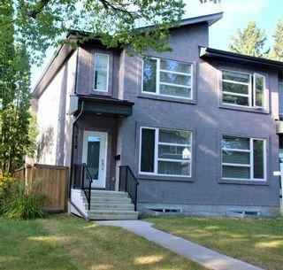 Main Photo: 10838 63 Avenue in Edmonton: Zone 15 House Half Duplex for sale : MLS®# E4260819