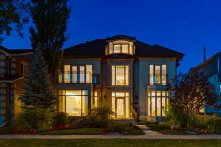 Photo 2: 118 Crescent Road NW in Calgary: Crescent Heights Detached for sale : MLS®# A1140962