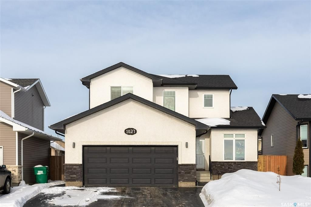 Main Photo: 1027 Rosewood Boulevard West in Saskatoon: Rosewood Residential for sale : MLS®# SK840529
