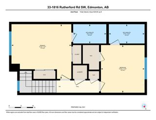 Photo 45: 33 1816 RUTHERFORD Road in Edmonton: Zone 55 Townhouse for sale : MLS®# E4233931