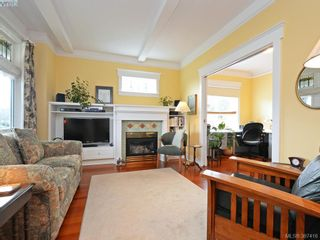 Photo 2: 608 Harbinger Ave in VICTORIA: Vi Fairfield East Row/Townhouse for sale (Victoria)  : MLS®# 778458
