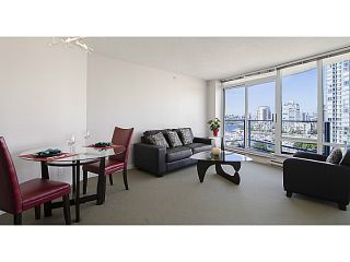 Photo 3: # 1203 980 COOPERAGE WY in Vancouver: Yaletown Condo for sale (Vancouver West)  : MLS®# V1015490