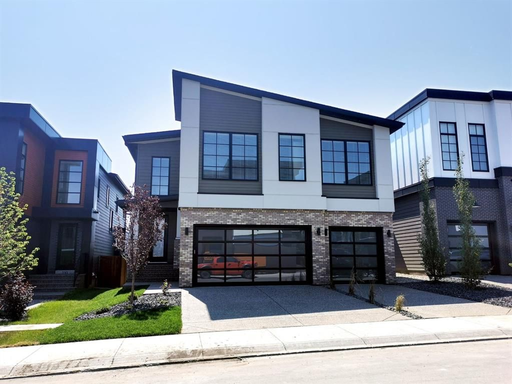 Main Photo: 7853 8A Avenue SW in Calgary: West Springs Detached for sale : MLS®# A1136445