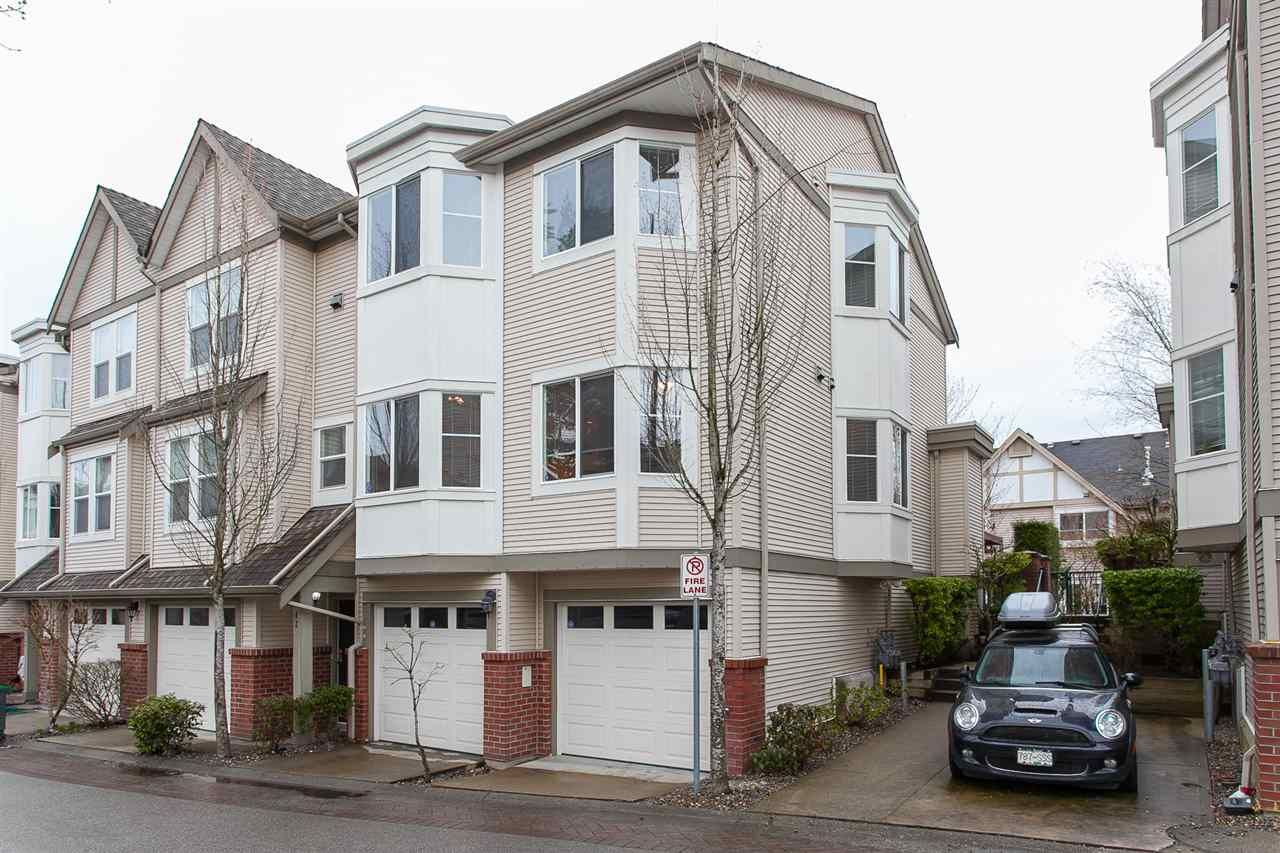 """Main Photo: 41 15450 101A Avenue in Surrey: Guildford Townhouse for sale in """"CANTERBURY"""" (North Surrey)  : MLS®# R2149046"""