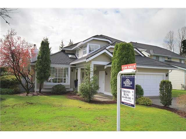 Main Photo: 2970 LOTUS Court in Coquitlam: Canyon Springs House for sale : MLS®# V1112211