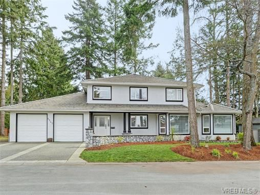 Main Photo: 4949 Rose Lane in VICTORIA: SE Cordova Bay House for sale (Saanich East)  : MLS®# 753944