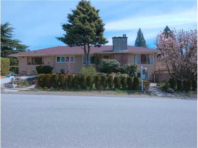 Main Photo: 1296 INGLEWOOD AVE in West Vancouver: Ambleside House for sale : MLS®# V944548