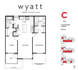 """Photo 2: 210 7811 209 Street in Langley: Willoughby Heights Condo for sale in """"Wyatt"""" : MLS®# R2548511"""
