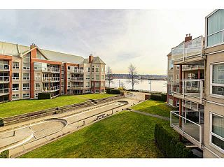 "Photo 15: 309 1230 QUAYSIDE Drive in New Westminster: Quay Condo for sale in ""TIFFANY SHORES"" : MLS®# V1118946"