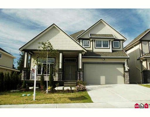Main Photo: 21201 83B Avenue in Langley: Willoughby Heights House for sale : MLS®# F2913685