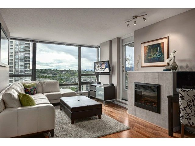Main Photo: # 1006 4182 DAWSON ST in Burnaby: Brentwood Park Condo for sale (Burnaby North)  : MLS®# V1007294
