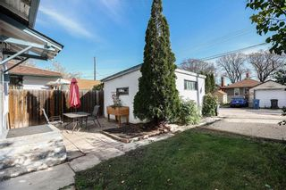 Photo 32: 1079 Downing Street in Winnipeg: Sargent Park Residential for sale (5C)  : MLS®# 202124933