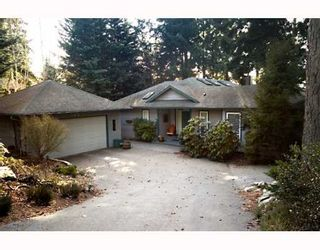 Photo 2: 1231 GOWER POINT Road in Gibsons: Gibsons & Area House for sale (Sunshine Coast)  : MLS®# V749820