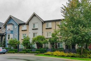 "Photo 1: 44 6450 187 Street in Surrey: Cloverdale BC Townhouse for sale in ""Hillcrest"" (Cloverdale)  : MLS®# R2411881"