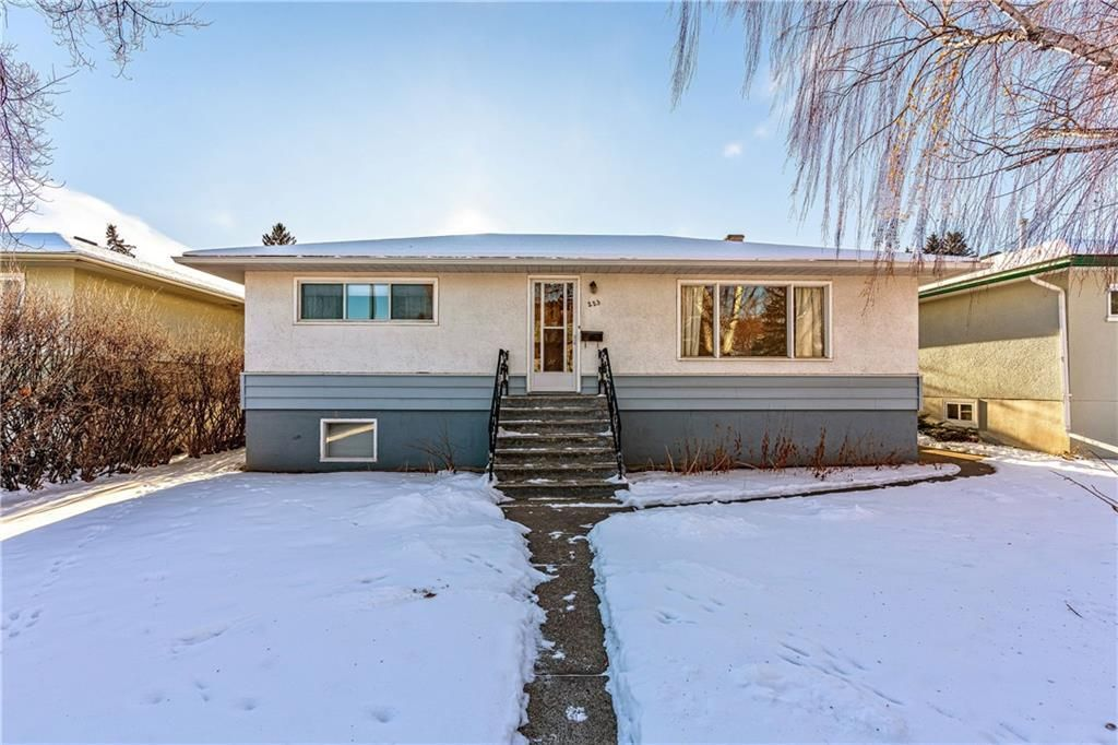 Main Photo: 223 41 Avenue NW in Calgary: Highland Park Detached for sale : MLS®# C4287218