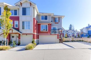 "Photo 2: 135 20498 82 Avenue in Langley: Willoughby Heights Townhouse for sale in ""Gabriola Park"" : MLS®# R2416333"