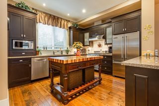 """Photo 10: 313 2580 LANGDON Street in Abbotsford: Abbotsford West Townhouse for sale in """"THE BROWNSTONES ON THE PARK"""" : MLS®# R2440240"""