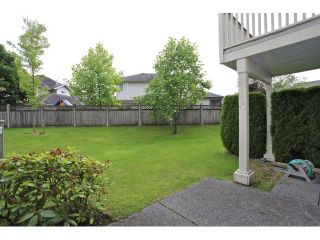 """Photo 17: 18650 65TH Avenue in SURREY: Cloverdale BC Townhouse for sale in """"RIDGEWAY"""" (Cloverdale)  : MLS®# F1215322"""
