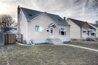 Photo 1: 1212 Ashburn Street in Winnipeg: Polo Park Single Family Detached for sale (5C)  : MLS®# 1909250