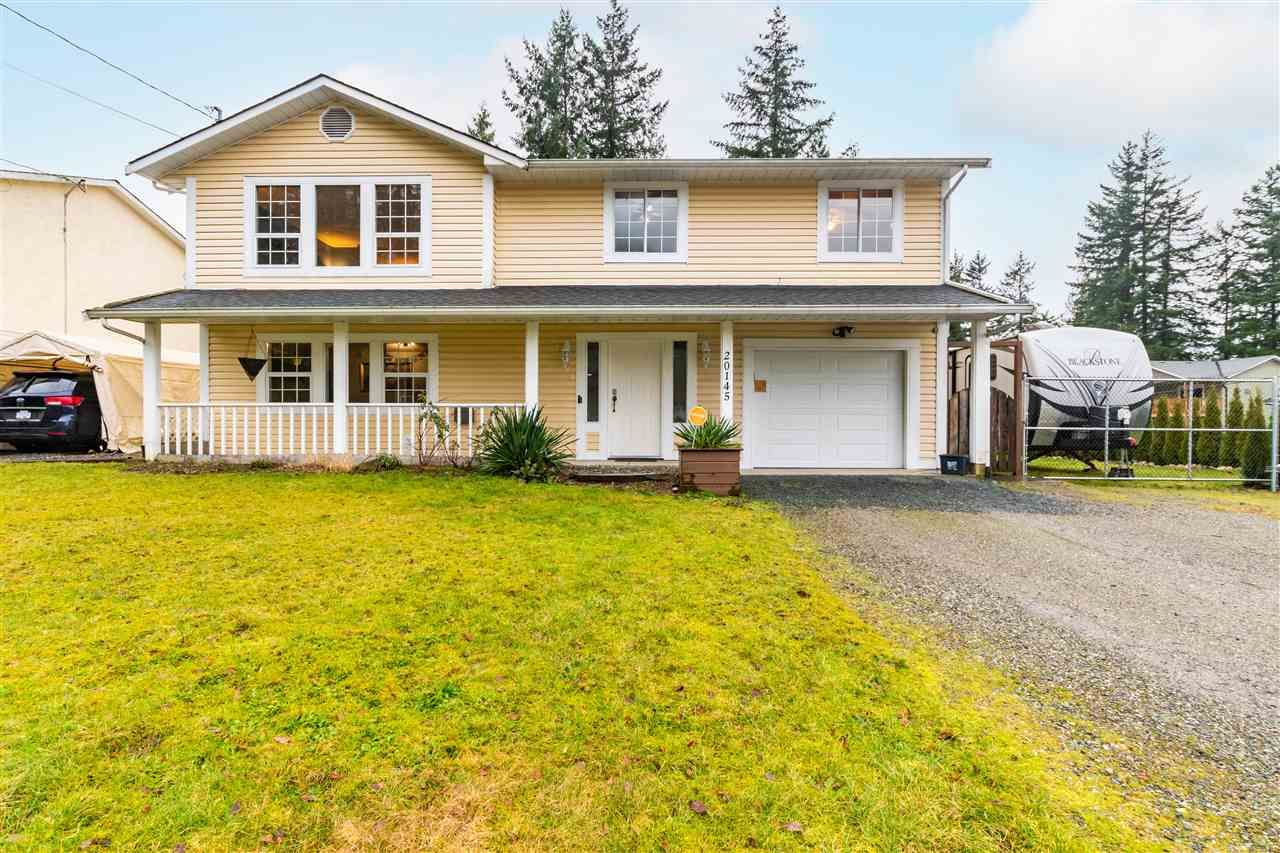 Main Photo: 20145 CYPRESS Street in Hope: Hope Silver Creek House for sale : MLS®# R2536006