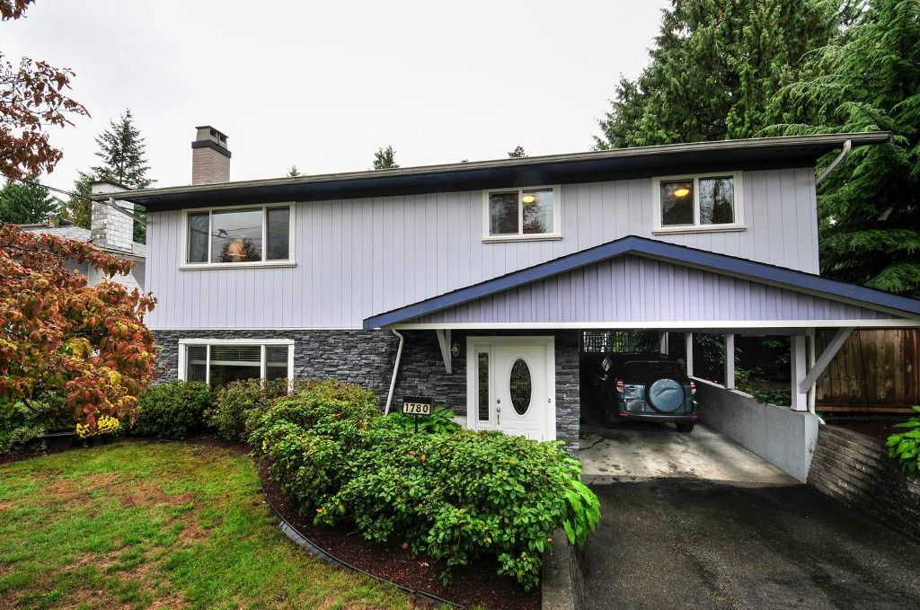Main Photo: 1780 GREENMOUNT AV in Port Coquitlam: Oxford Heights House for sale : MLS®# V1142625