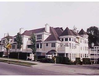 """Photo 1: 6820 RUMBLE Street in Burnaby: South Slope Condo for sale in """"GOVERNORS WALK"""" (Burnaby South)  : MLS®# V636813"""