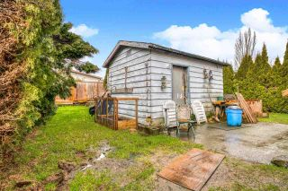 Photo 16: 1882 SHORE Crescent in Abbotsford: Central Abbotsford Manufactured Home for sale : MLS®# R2534428