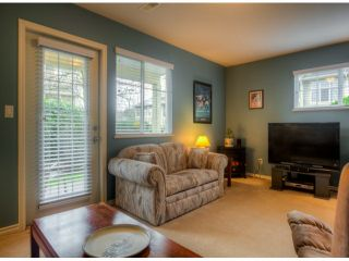 """Photo 1: 17 14959 58TH Avenue in Surrey: Sullivan Station Townhouse for sale in """"SKYLANDS"""" : MLS®# F1407272"""