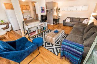 Photo 5: 203 10230 120 Street in Edmonton: Zone 12 Condo for sale : MLS®# E4236479