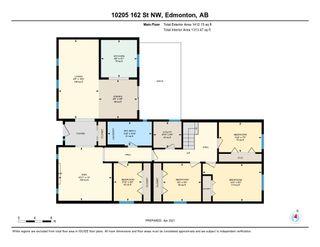 Photo 31: 10205 162 Street in Edmonton: Zone 21 House for sale : MLS®# E4240652