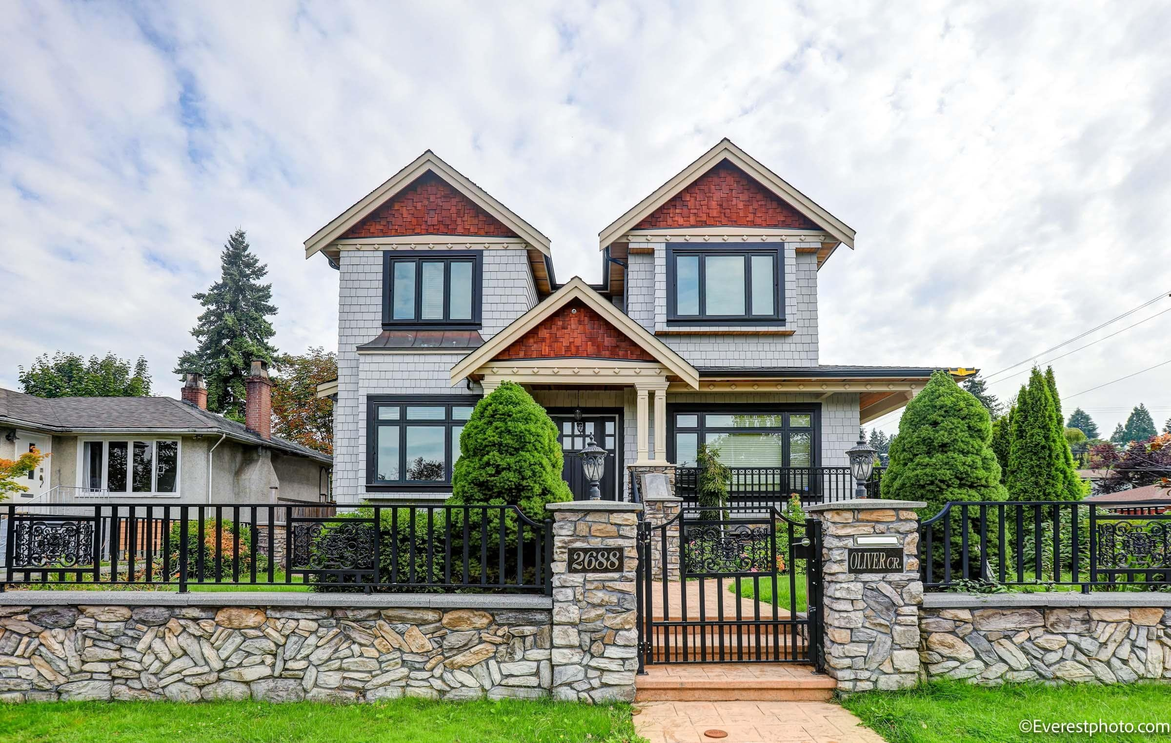 Main Photo: 2688 OLIVER Crescent in Vancouver: Arbutus House for sale (Vancouver West)  : MLS®# R2615041