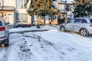 Photo 40: 14745 25 Street in Edmonton: Zone 35 Townhouse for sale : MLS®# E4227703