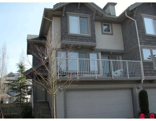 """Main Photo: 34 20761 DUNCAN Way in Langley: Langley City Townhouse for sale in """"WYNDHAM LANE"""" : MLS®# F2905119"""