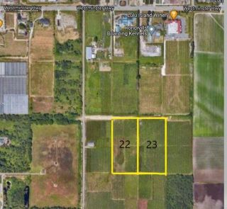 Main Photo: LOT 23 WESTMINSTER Highway in Richmond: East Richmond Land for sale : MLS®# R2578302
