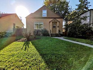 Photo 1: 36 Aubrey Street in Winnipeg: Wolseley Residential for sale (5B)  : MLS®# 202123179