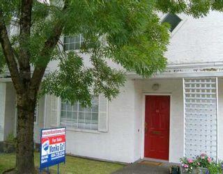 "Photo 1: 45 889 TOBRUCK AV in North Vancouver: Hamilton Townhouse for sale in ""TOBRUCK GARDENS"" : MLS®# V604297"