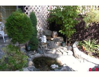 """Photo 10: 112 34909 OLD YALE Road in Abbotsford: Abbotsford East Townhouse for sale in """"The Gardens"""" : MLS®# F2920595"""