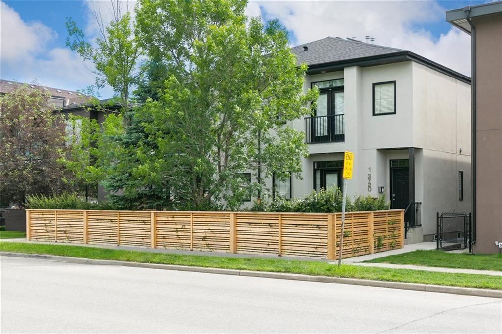 Main Photo: 1 3720 16 Street SW in Calgary: Altadore Row/Townhouse for sale : MLS®# C4306440