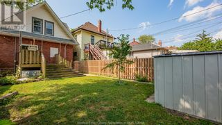 Photo 31: 894 DOUGALL in Windsor: House for sale : MLS®# 21017562