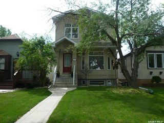 Main Photo: 3917 victoria Avenue in Regina: Cathedral RG Residential for sale : MLS®# SK850418